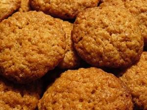 Овсяное печенье за 10 мин.