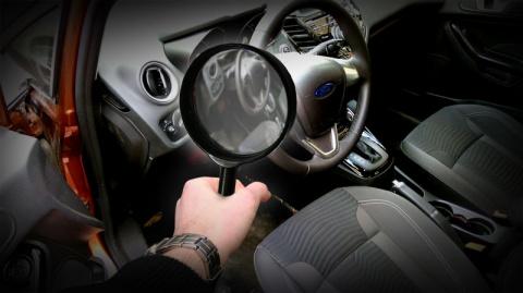 Секретные функции автомобиля…