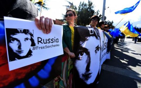 Москве грозит марш непонятно…