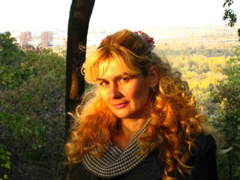 Оксана Москальчук