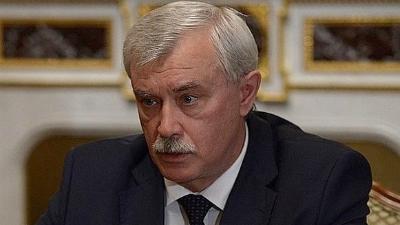 Губернатор Петербурга назвал…