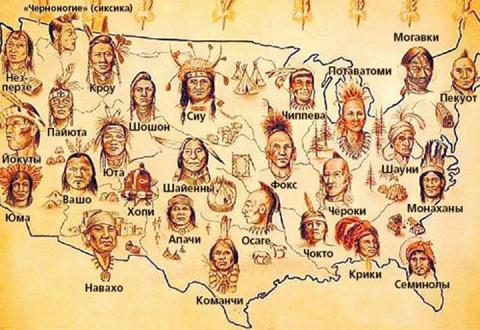 Как американцы и канадцы убивали индейцев. Гитлер рядом не стоял