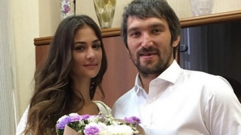 Александр и Анастасия Овечки…