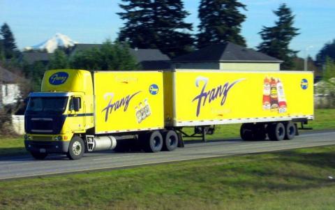 Экзотичные решения в грузовых перевозках