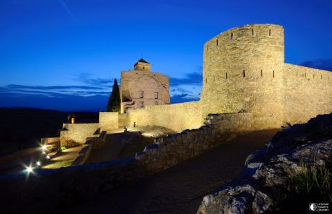 Замок Бенабарре