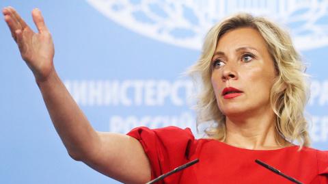 Мария Захарова обвинила Изра…