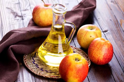 Яблочный уксус против морщин!