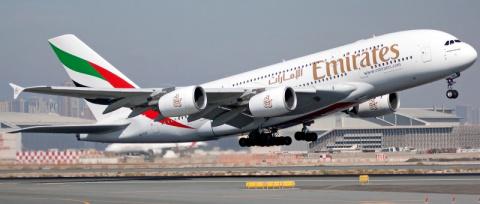 Авиакомпания Emirates остави…