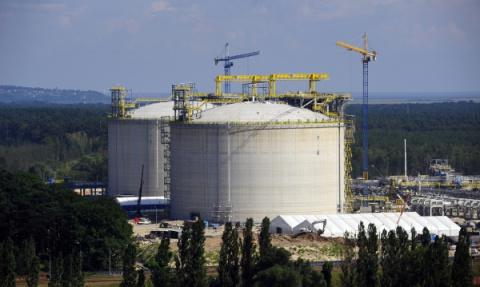 Газовое предательство: США о…