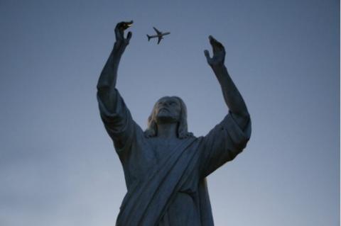Иисус и самолет