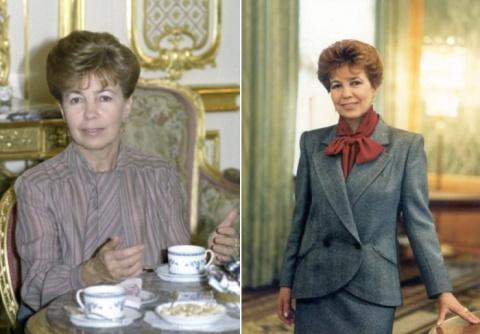 Уроки стиля от Раисы Горбачевой, или Почему советские женщины недолюбливали первую леди СССР
