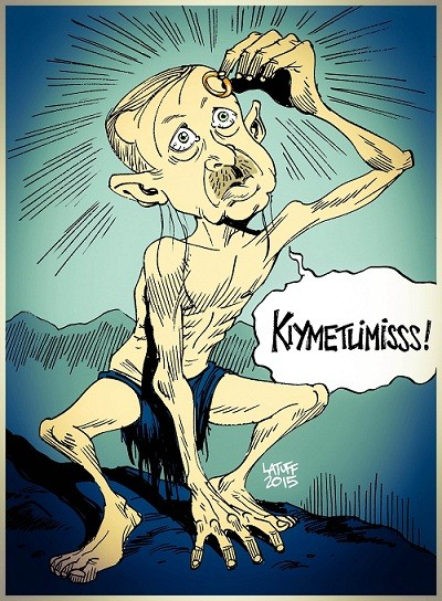Эрдоган на Голлума похож, а …