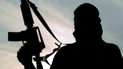 Лагерь террористов «Исламско…