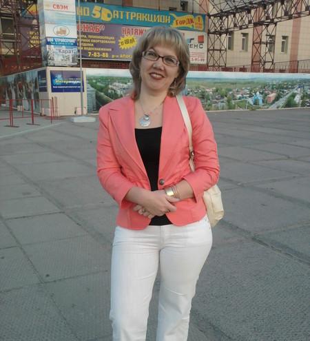 Елена Боженова