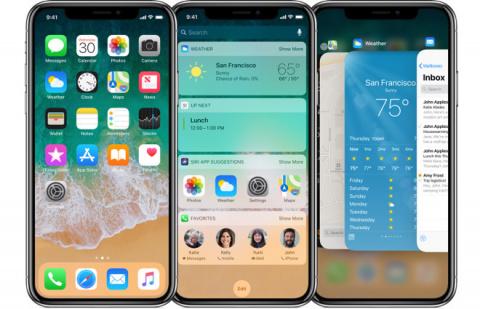 Foxconn наращивает темпы производства iPhone X