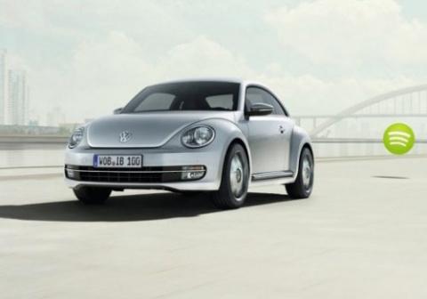 Volkswagen выпустит автомобиль с интегрированным iPhone