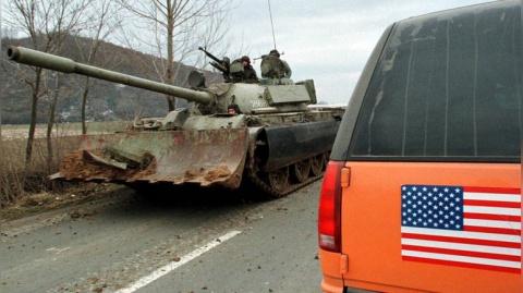 National Interest: Южная Осетия и Крым стали расплатой за Косово