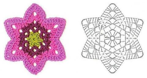 Подборка красивых цветочных мотивов.