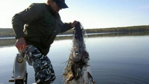 Экстремальная рыбалка - уничтожение сетей браконьеров!