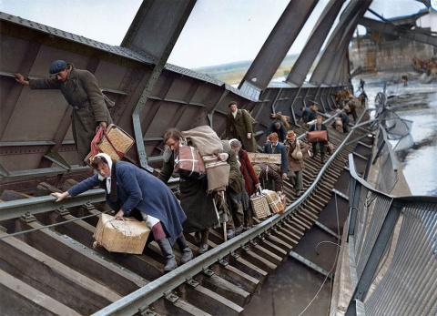 Как Сирия приютила беженцев из Европы во время II Мировой войны