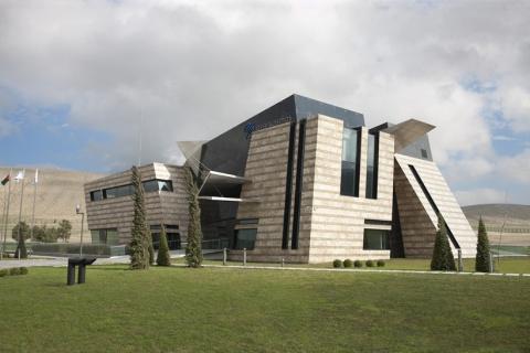 Комплекс «Азербайджан» от студии Нариман архитектура