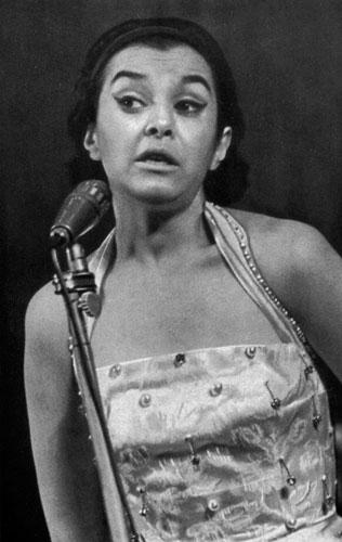 Вспомним песни прошлых лет. Эльмира Уразбаева