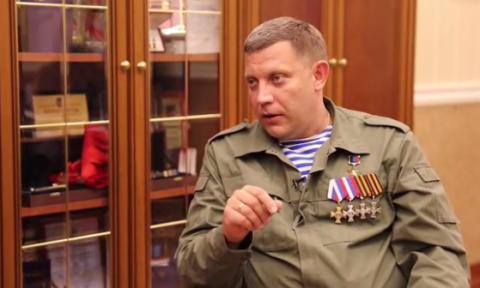 Глава ДНР объяснил, почему он до сих пор не устранил Порошенко