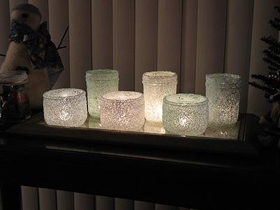 Великолепные подсвечники из...соли! Просто и красиво!