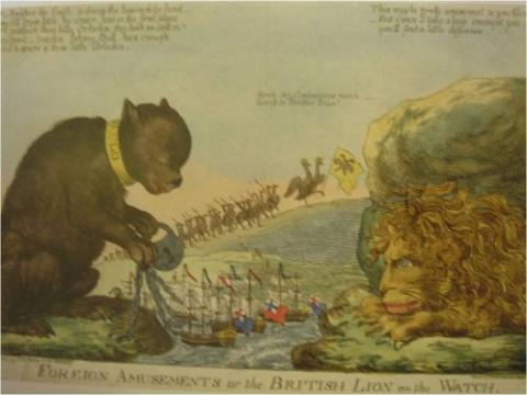 Антироссийская информационная война Запада: от Ивана Грозного до Павла I