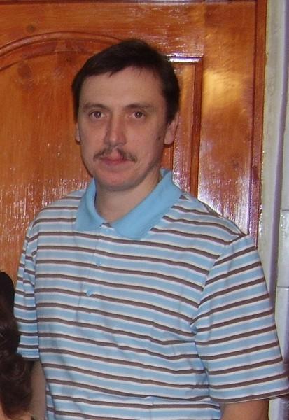Дмитрий Бодрухин