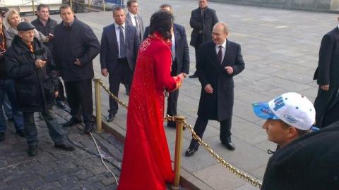 Киркоров рассказал, какую задачу поставил ему Путин