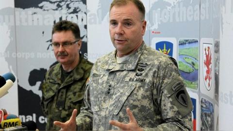 Генерал США: НАТО не успеет …
