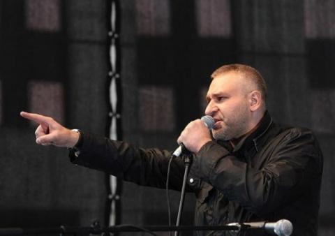 Оппозиционный адвокат Фейгин…