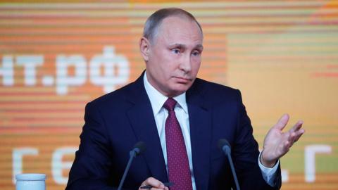 О чём не сказал Путин