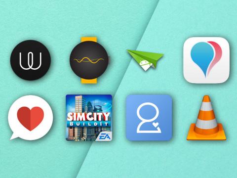 Главные Android-приложения декабря