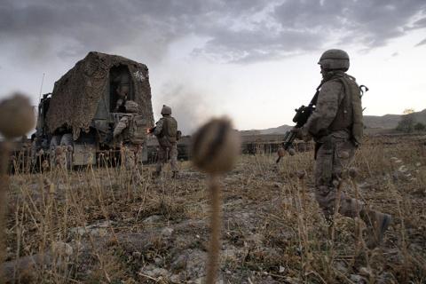 Афганский капкан для америка…