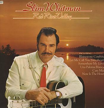 Легенда Слим Уитман исполнитель кантри ушел из жизни