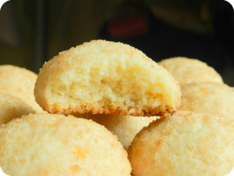 Сахарное печенье с корицей з…