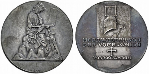 Вальтер фон дер Фогельвейде
