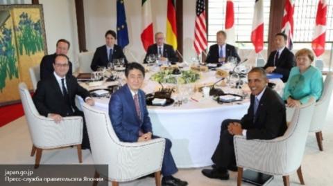 Лидеры G7 выступили за сохра…