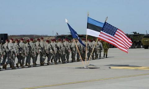 Приближая саммит НАТО: Эстон…