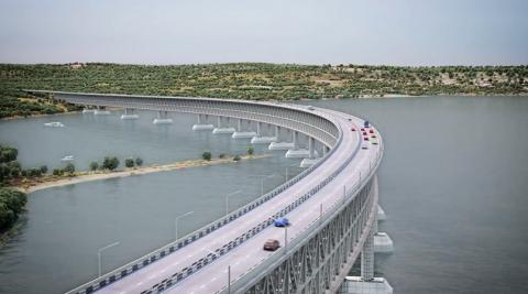 Крымский мост нанес мощный у…