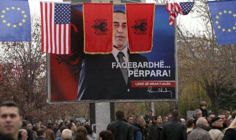 Балканскому пороховому погребу снова угрожает взрыв. Петр Искендеров