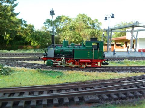 Железные дороги старушки Европы в моделях.