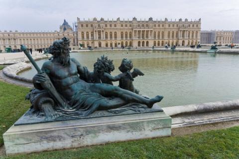 Неслучайный выбор Версаля: П…