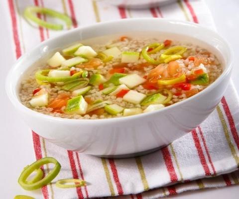 Великий пост - 10 рецептов первых блюд