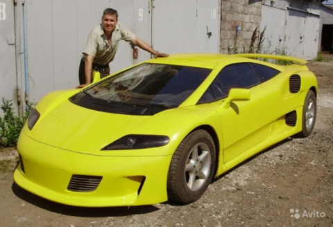10 необычных самодельных авт…