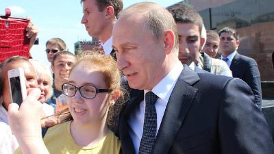 «Прямая линия»: Путину посту…