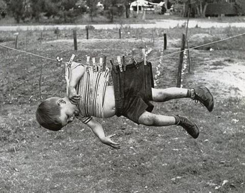 Беззаботное детство — лучшая…