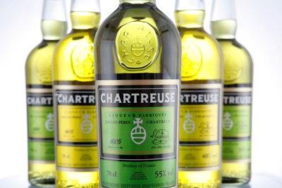 Спиртные напитки. Ликер Chartreuse (Шартрез)